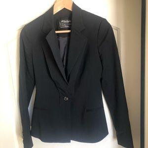 AllSaints Black Kasha Jacket/Blazer